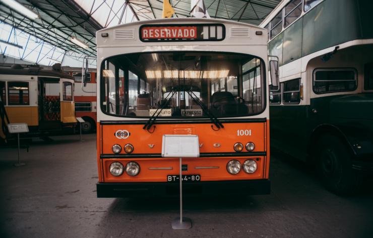 Autocarro Nº1001