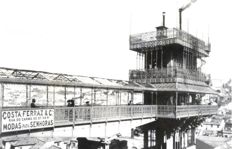 Santa Justa 1902